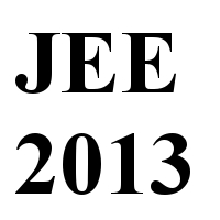 jee 2013 main, jee 2013 advanced