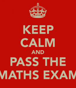 How to give JEE Main and JEE Advanced Maths exam