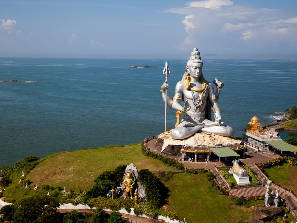 Lord Shiva in Murudeshwara Temple