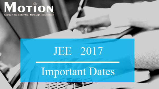 IIT-JEE-2017-COMPLETE-SCHEDULE-RELEASED
