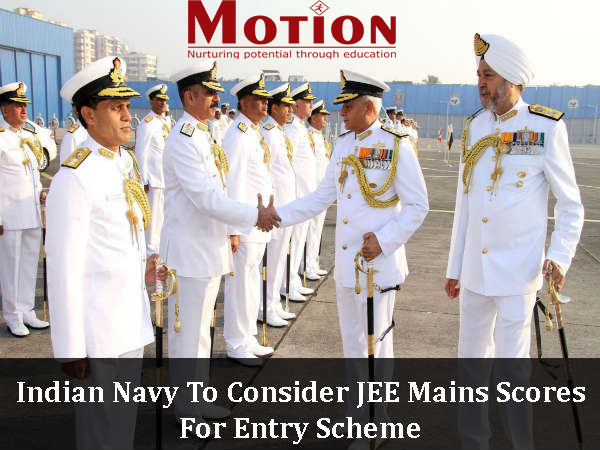 take jee for indian navy