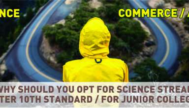 science stream after 10th standard