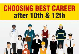 How to choose a suitable career option after 10th and 12th